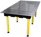 "78"" X 38"" Welding Table 