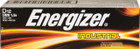 Industrial Alkaline D Battery EN95 - 72 pack | Energizer EN95