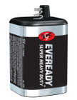 Industrial Super Heavy Duty 6V Battery 1209 - Single | Eveready 1209