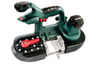 MBS 18 LTX 2.5 (613022850) Cordless Band Saw | Metabo