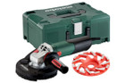 "WE 15-125 HD SET GED (600465620) 5"" Angle Grinder with Diamond Cup 