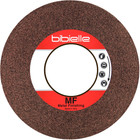 "6"" x 2"" x 1"" Convolute Metal Finishing Wheel 5AM 