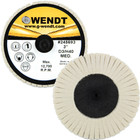 "3"" Quick Change Felt Polishing Mini Flap Disc 