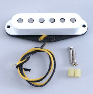 Open Box Fender Custom Shop Texas Special Strat Single Coil Middle Pickup White