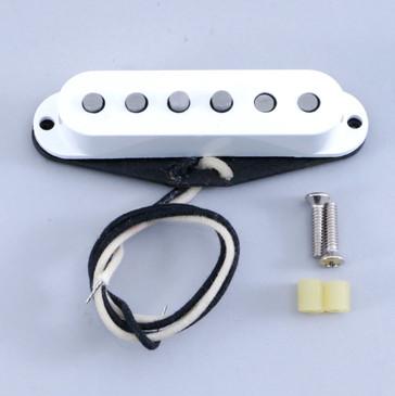 Open Box Fender Custom Shop Texas Special Strat Single Coil Neck Pickup White
