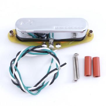 Open Box Fender Gen4 Noiseless Telecaster Neck Guitar Pickup Nickel