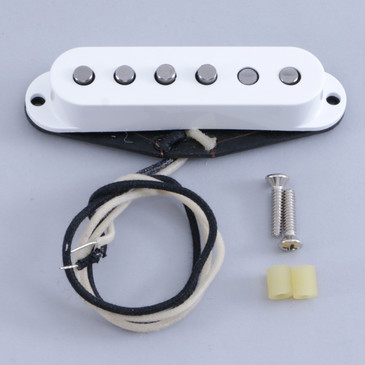 Open Box Fender Custom Shop Fat '50s Single Coil Strat Bridge Pickup White
