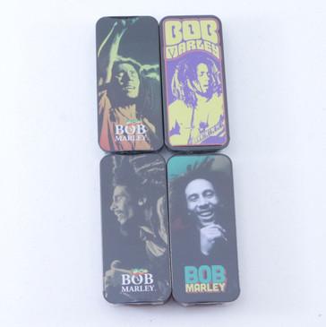 Dunlop Bob Marley Assorted Picks (4 Pack) OS-7739