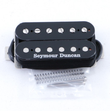 Open Box Seymour Duncan SH-6N Duncan Distortion Humbucker Neck Pickup Black