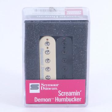 Seymour Duncan SH-12 Screamin' Demon Bridge Humbucker Guitar Pickup Zebra
