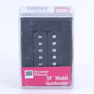 Seymour Duncan SH-1N '59 Neck 4-Conductor Humbucker Guitar Pickup Black