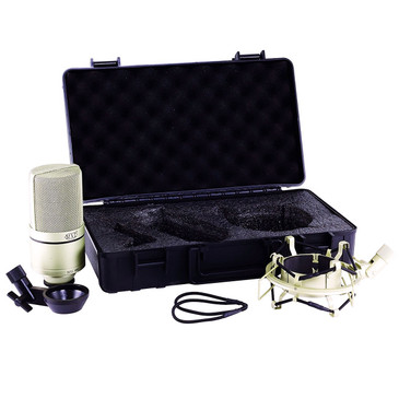 NEW MXL 990 Condenser Microphone With Shockmount