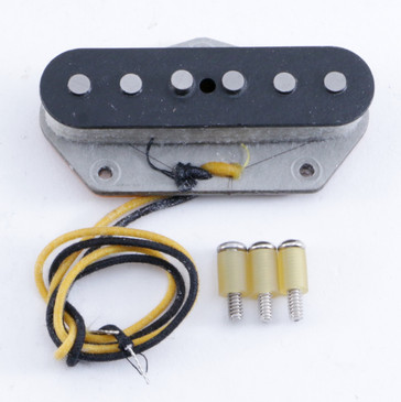 Open Box Fender Pure Vintage '64 Telecaster Bridge Guitar Pickup Black