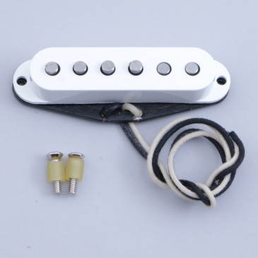 Open Box Fender Custom '54 Stratocaster Single Coil Middle/Neck Pickup White