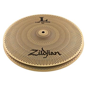 "Zildjian L80 Low Volume 14"" Hi-Hat Cymbal Pair"