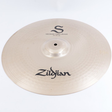 "Zildjian S Family 18"" Medium-Thin Crash"
