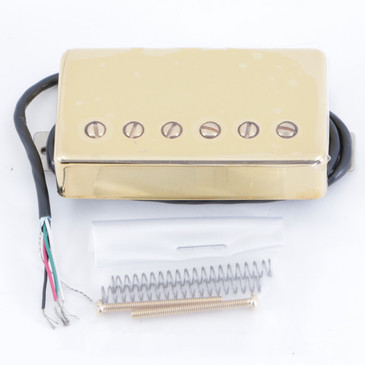 Open Box Seymour Duncan Saturday Night Special Bridge Guitar Pickup Gold