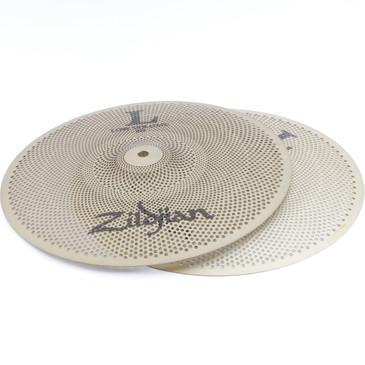"Zildjian L80 Low Volume 13"" Hi-Hat Cymbal Pair"
