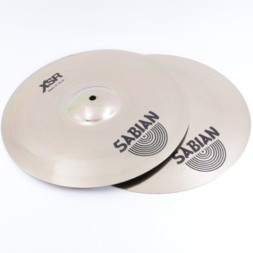 "Sabian XSR 14"" Hi-Hat Cymbal Pair"