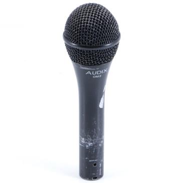 Audix OM2 Dynamic Cardioid Microphone MC-2744