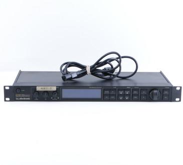 TC Electronic M-One XL Rack Multi-Effects Unit & Power Supply P-05913