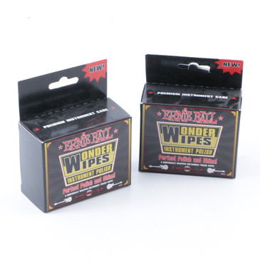 Ernie Ball Wonder Wipes Instrument Polish OS-7778