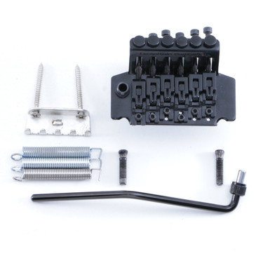 Floyd Rose Licensed Tremolo Black Finish BR-4703