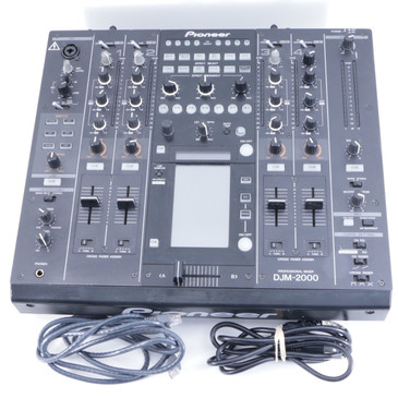Pioneer DJM-2000 4-Channel Digital Mixer OS-8211
