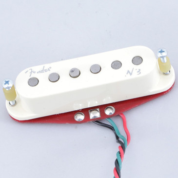 Fender N3 Noiseless Single Coil Bridge Guitar Pickup PU-9450