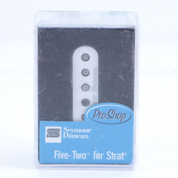 Seymour Duncan Five-Two Strat Guitar Pickup White