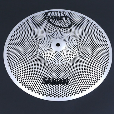 "Sabian 14"" Quiet Tone Crash Practice Cymbal"