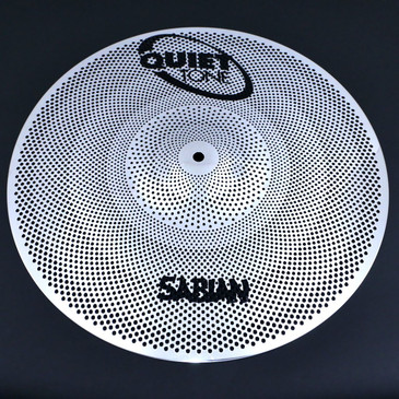 "Sabian 20"" Quiet Tone Ride Practice Cymbal"
