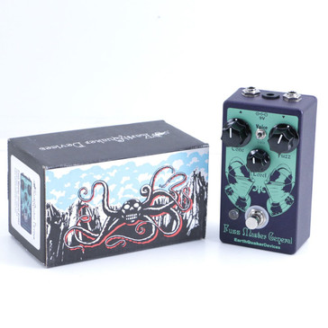 Earthquaker Devices Fuzz Master General Fuzz Guitar Effects Pedal P-06650