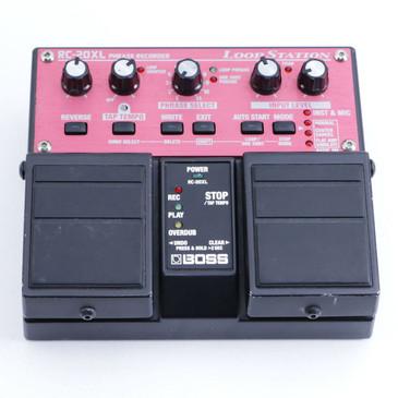 Boss RC-20XL Loop Station Looper Guitar Effects Pedal P-06641