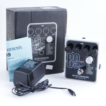 Electro-Harmonix B9 Organ Machine Guitar Effects Pedal P-06649