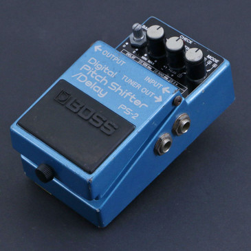 Boss PS-2 Pitch Shifter / Delay Guitar Effects Pedal P-06696