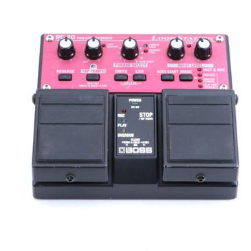 Boss RC-20 Loop Station Looper Guitar Effects Pedal P-06691