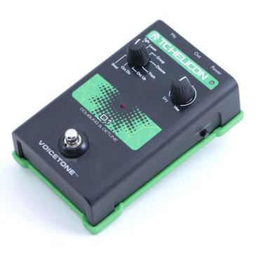 TC Helicon Voicetone D1 Doubler Vocal Effects Pedal P-06685
