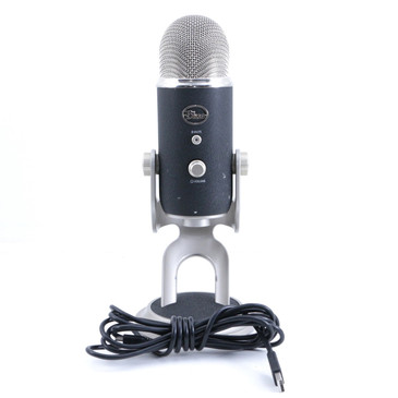 Blue Yeti Pro XLR & USB Condenser Multi-Pattern Microphone MC-2964