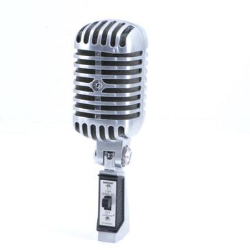 Shure 55SH Series II Dynamic Cardioid Microphone MC-2967