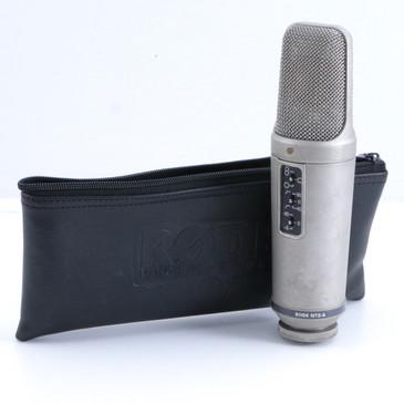 Rode NT2-A Condenser Multi-Pattern Microphone MC-2957