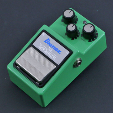Ibanez TS9 Tubescreamer (TA75558) Overdrive Guitar Effects Pedal P-06716
