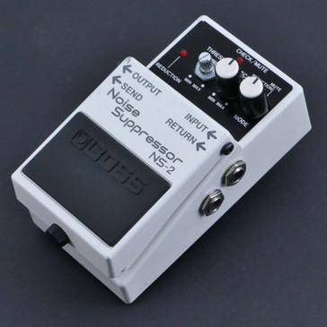 Boss NS-2 Noise Suppressor Noise Gate Guitar Effects Pedal P-06715