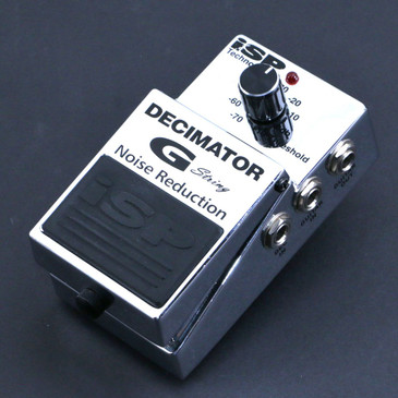 iSP Decimator G String Noise Gate Guitar Effects Pedal P-06718