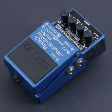Boss PS-3 Pitch Shifter / Delay Guitar Effects Pedal P-06735