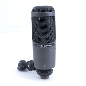Audio-Technica AT2020USB Condenser Cardioid Microphone MC-2984