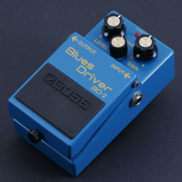 Boss BD-2 Blues Driver Overdrive Guitar Effects Pedal P-06744