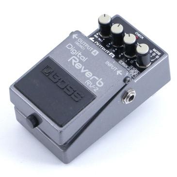 1987 Boss Japan RV-2 Digital Reverb  Guitar Effects Pedal P-06739