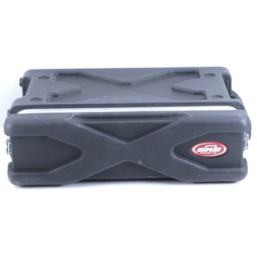 SKB 2U Space Roto Molded Rack Hard Case OS-8280