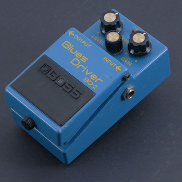 Boss BD-2 Blues Driver Overdrive Guitar Effects Pedal P-06755